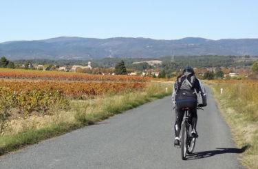 Balade en vélo Minervois