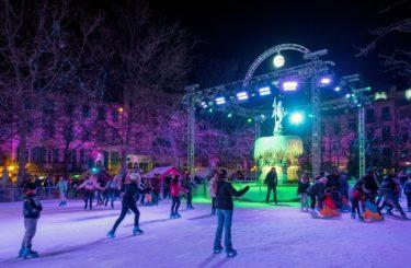 La magie de noel à Carcassonne programme d'animations pour les vacances de décembre