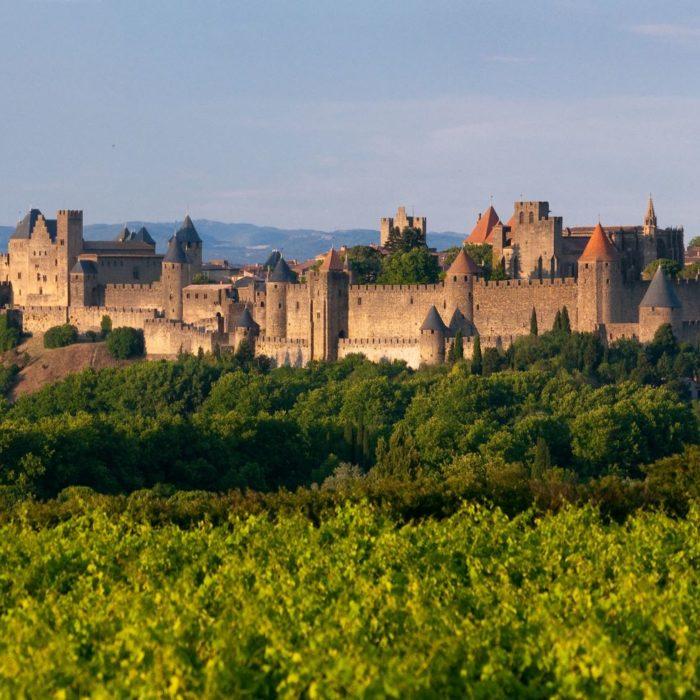 Les points de vue pour voir la cité médiévale
