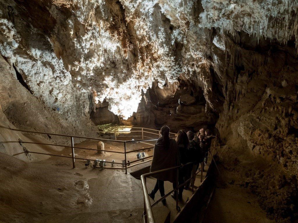 visite pres de Carcassonne - Grotte de limousis