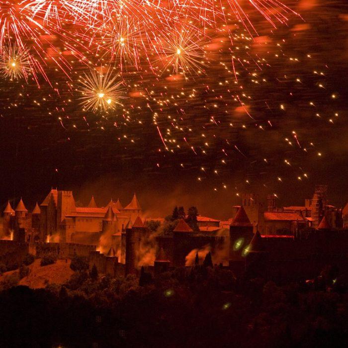 feu-artifice-cite-carcassonne-embrasement