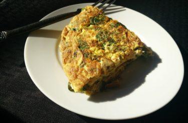 omelette-aux-asperges-sauvages-recette