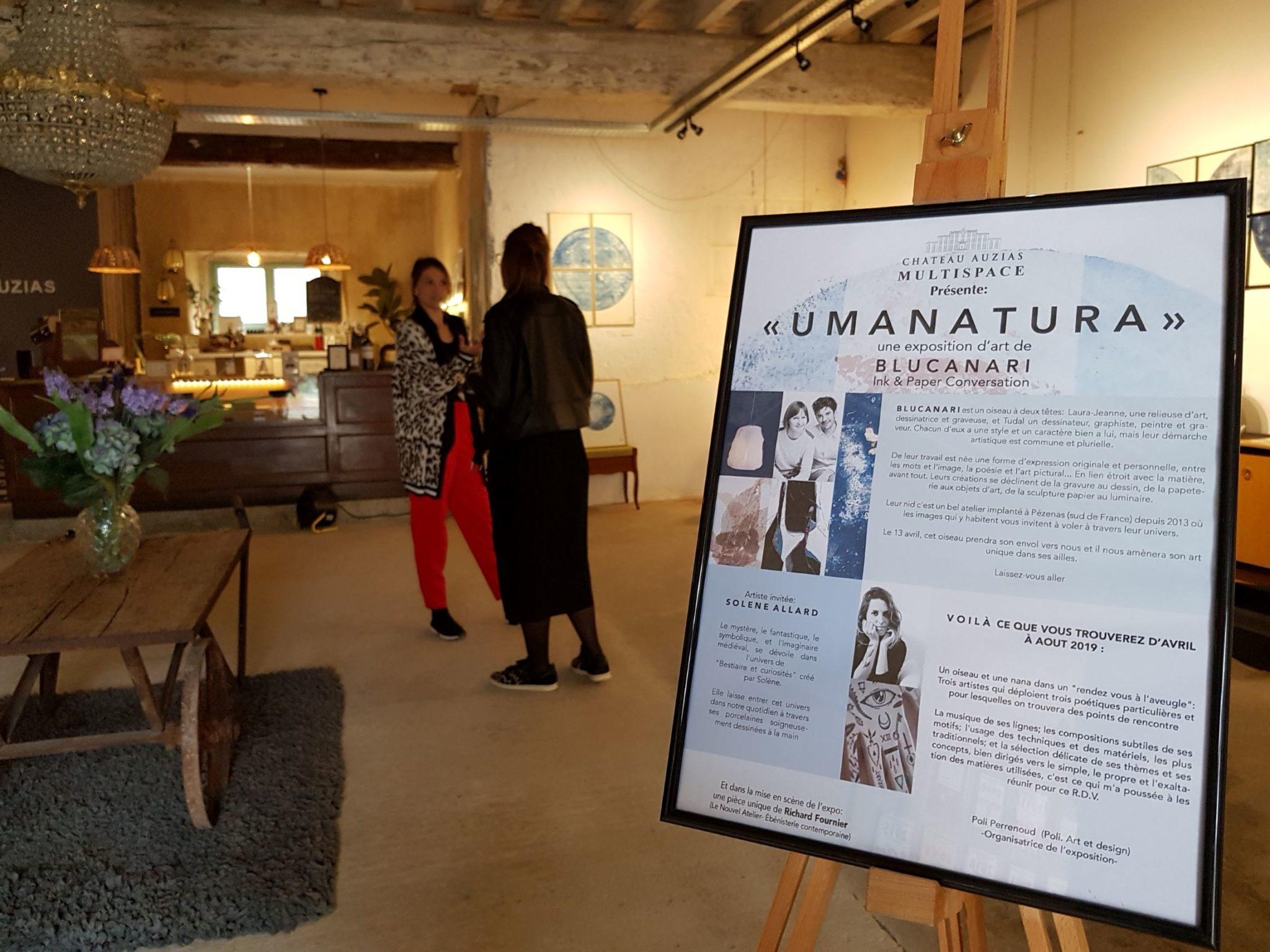 EXPOSITION UMANATURA