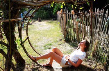 abbaye de villelongue slow tourisme carcassonne aude occitanie