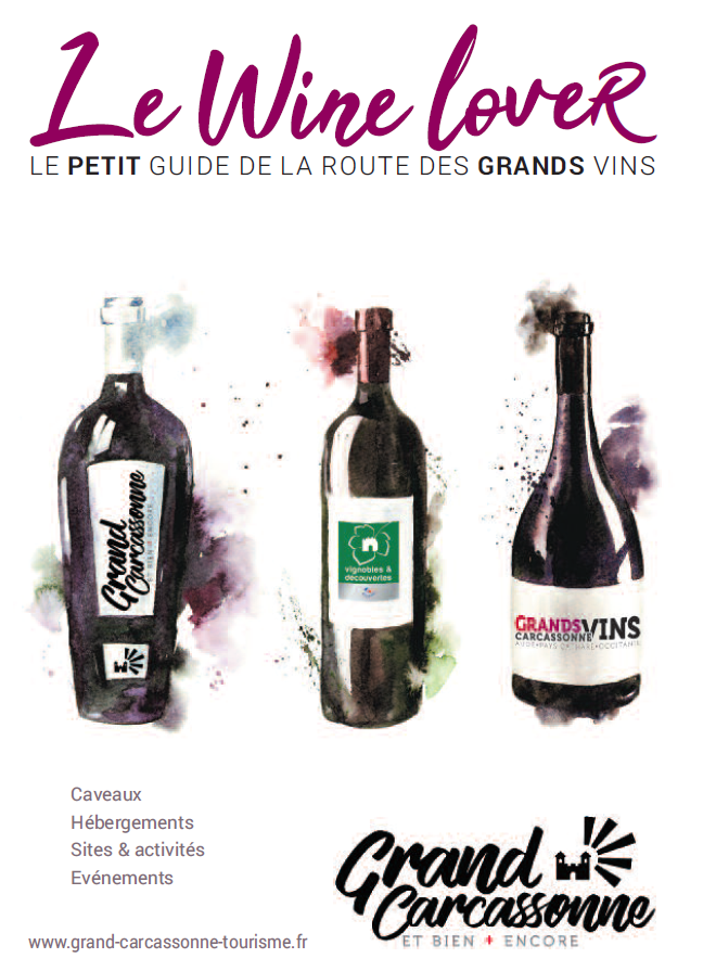 Le Wine Lover – Le petit guide de route des Grands Vins