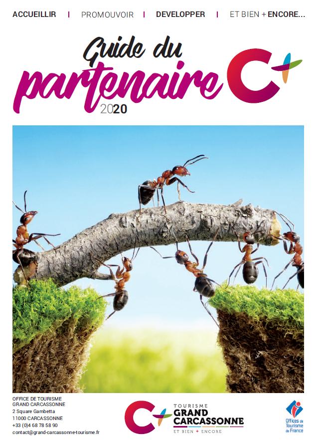 Guide du Partenaire adhérent C+ 2020