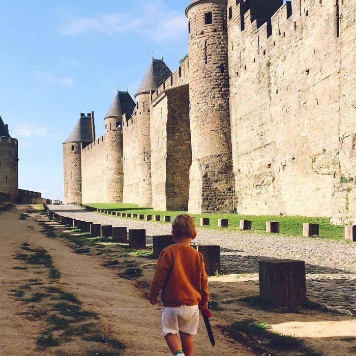 le top en famille vacances aude carcassonne