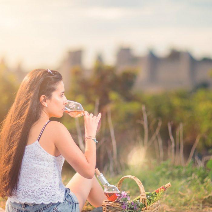 Oenotourisme - carcassonne - vin -aude