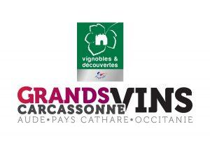 label vignobles et decouvertes vin grand carcassonne