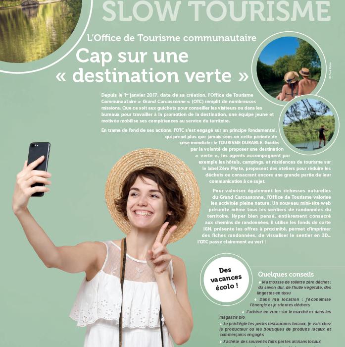 actu pro - ecotourisme