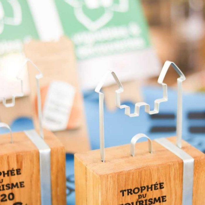 trophées du tourisme de l'office de tourisme communautaire carcassonne agglo 2020