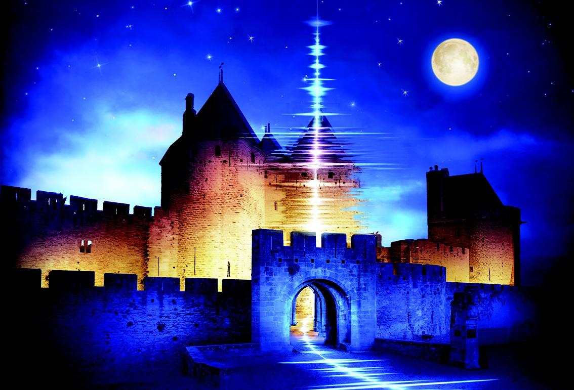 Les (re) visiteurs de l'histoire – Parcours immersif nocturne au château comtal