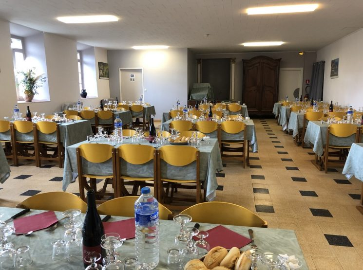 NOTRE-DAME DE L'ABBAYE – restaurant
