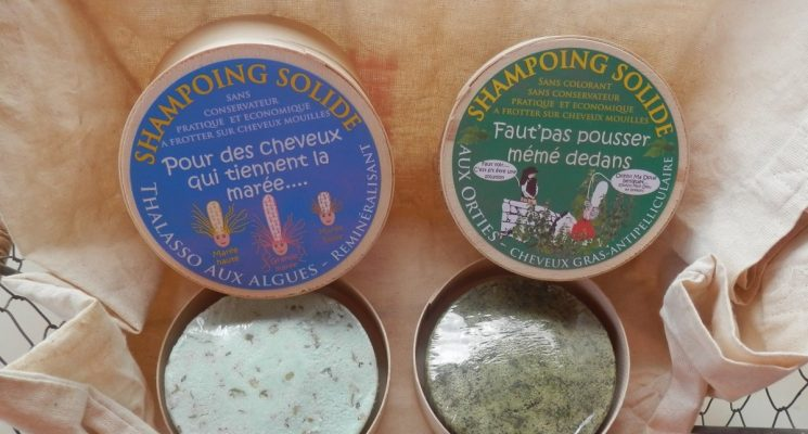 4 ECOLOS CHAMPOING