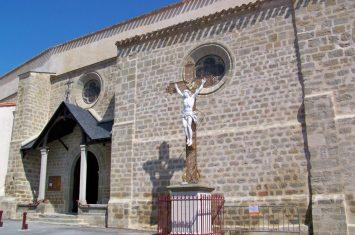 Arzens Eglise