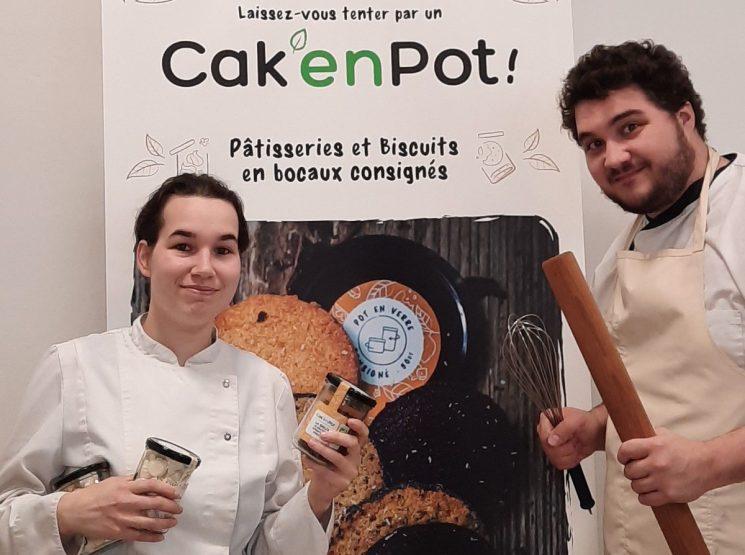 CAKE EN POT PORTRAIT