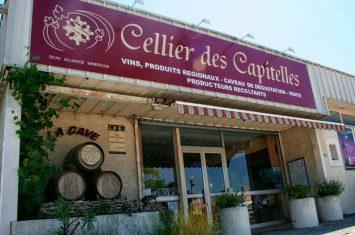 CELLIER DES CAPITELLES