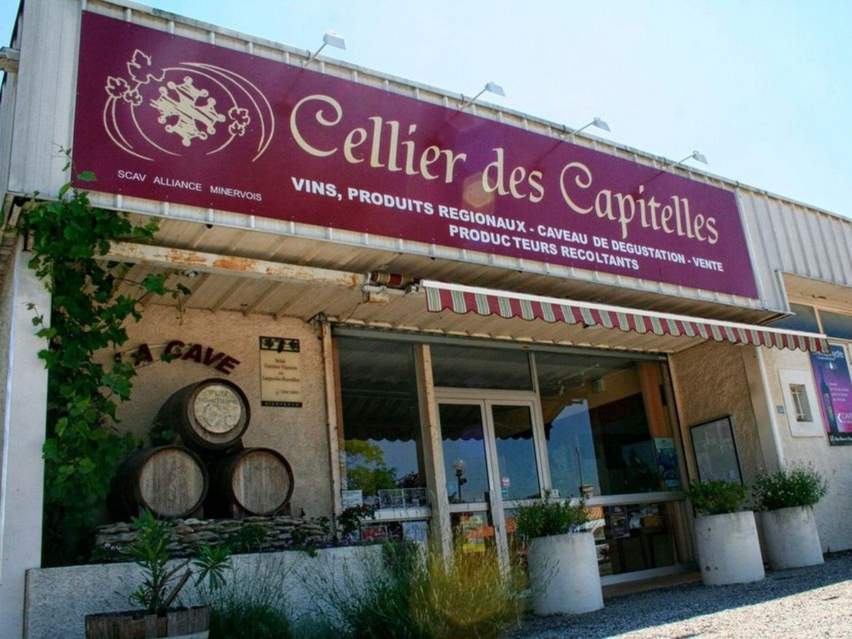 CELLIER DES CAPITELLES