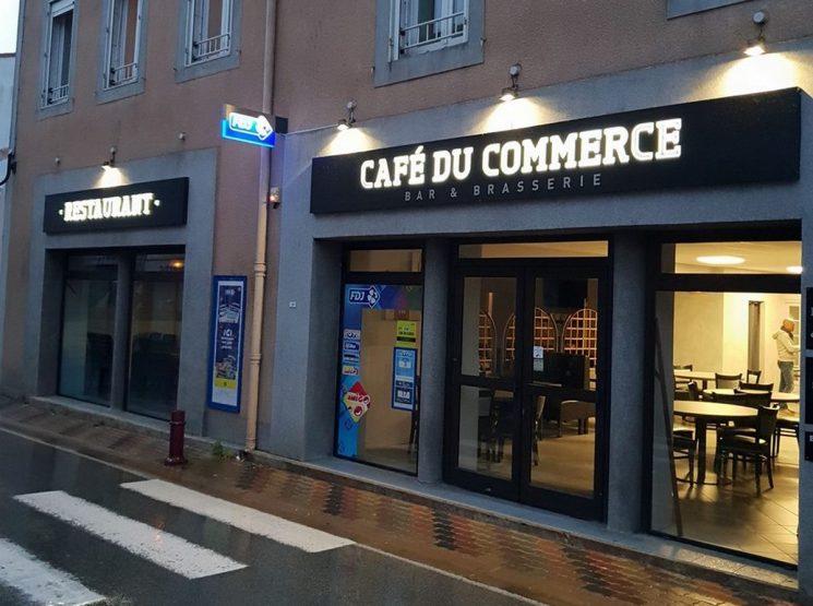 Café du commerce Rieux 1