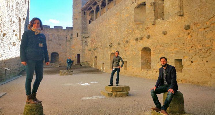 Carcassonne Tours 3