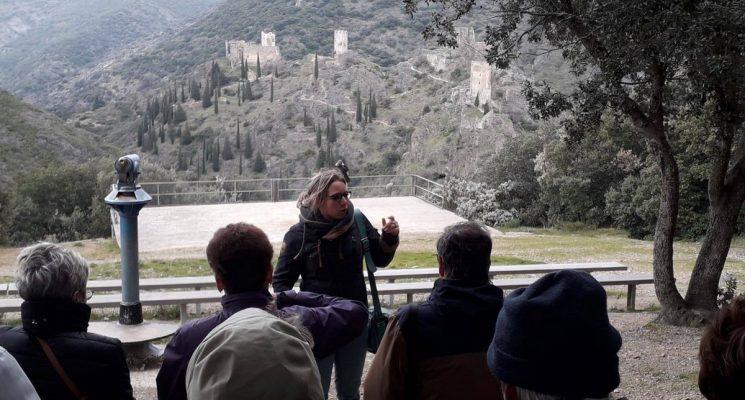 Carcassonne Tours Lastours