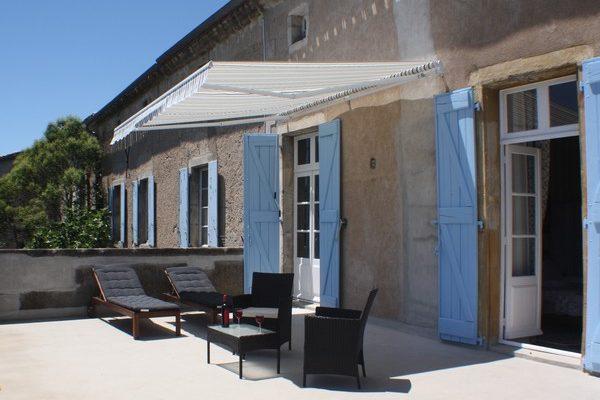 Chambre hôte Montolieu Maison de Mallast 4