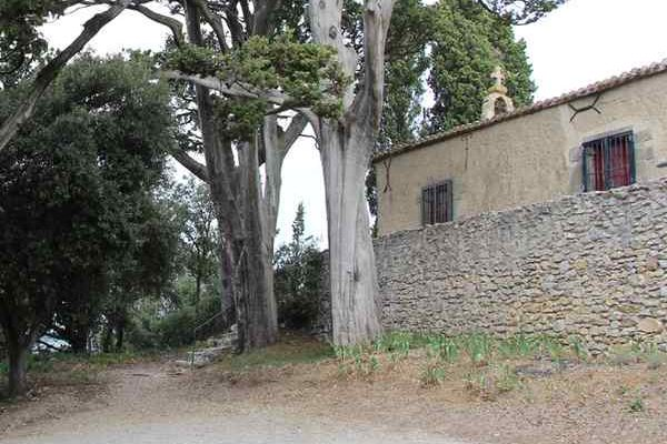 Chapelle Saint-Roch Montolieu