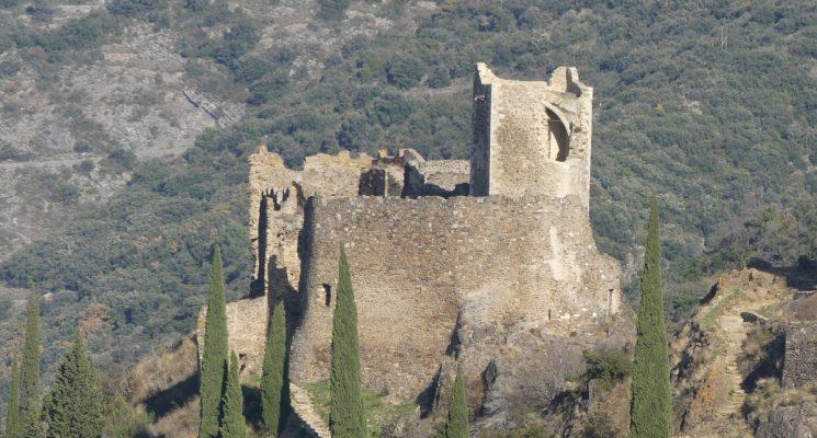 Châteaux de Lastours©Elodie Bergeret – OIT Montagne Noire-1