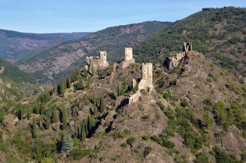 Châteaux de Lastours©Elodie Bergeret – OIT Montagne Noire-3