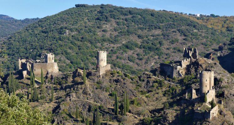Châteaux de Lastours©Elodie Bergeret – OIT Montagne Noire-4