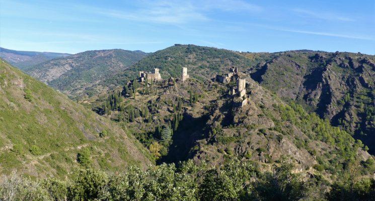 Châteaux de Lastours©Elodie Bergeret – OIT Montagne Noire-5