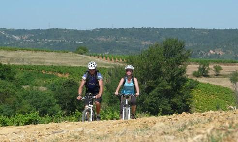Cyclo tourisme