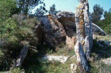 Dolmen de la Madelaine d'Albesse
