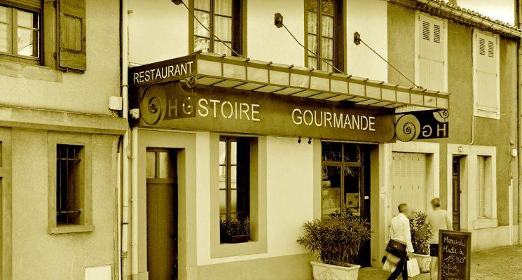 HISTOIRE GOURMANDE