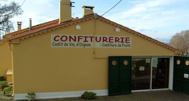 CONFITURERIE DE L'ECLUSE
