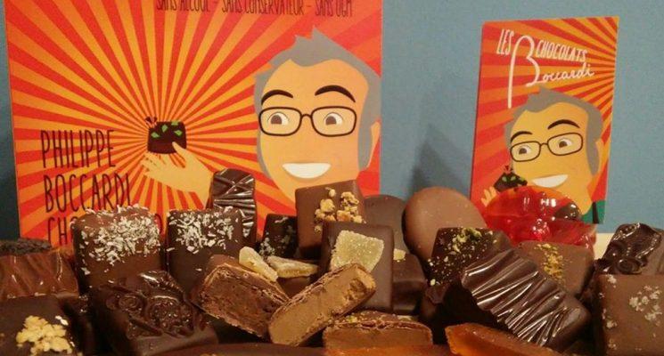 LES CHOCOLATS PHILIPPE BOCCARDI 1