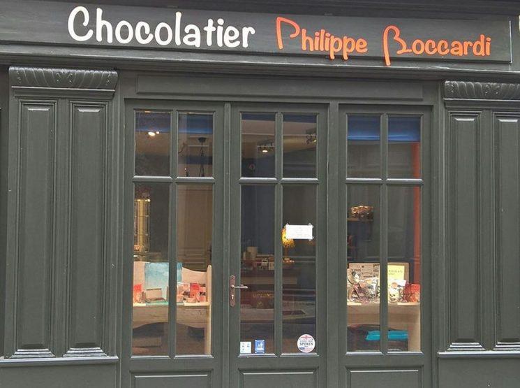 LES CHOCOLATS PHILIPPE BOCCARDI 2