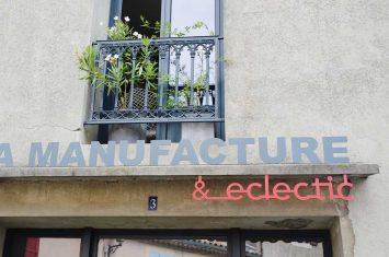 LIBRAIRIE LA MANUFACTURE ECLECTIC 15