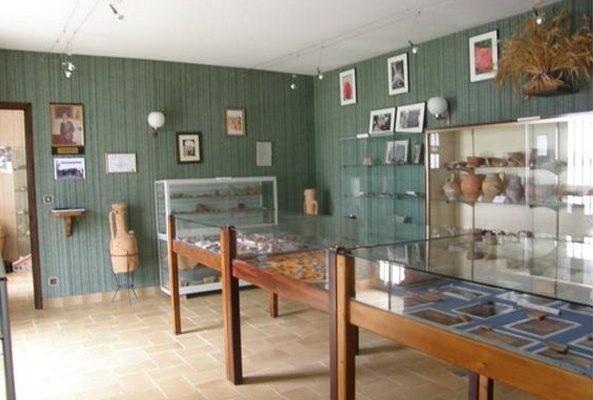 MUSEE ARCHEOLOGIQUE CLAUDE JOURNET
