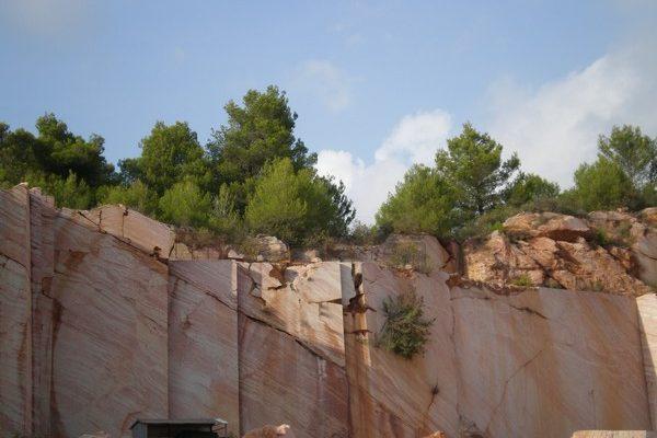 Marbre Caunes Terralbes