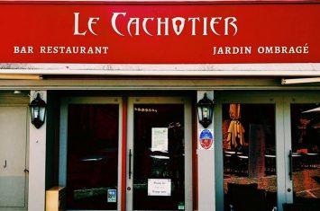 RESTAURANT LE CACHOTIER