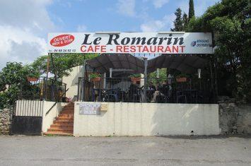 RESTAURANT LE ROMARIN 1