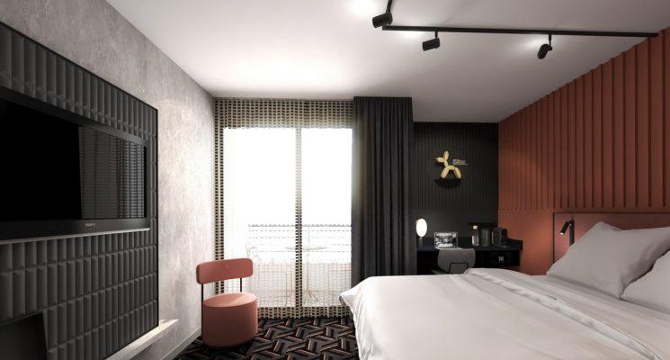HOTEL TRIBE CARCASSONNE