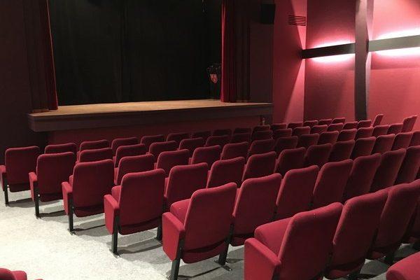 Théâtre des 3 Conques salle
