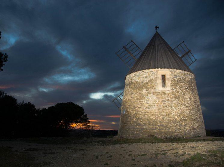 Villegly Moulin de Sainte-Anne 2