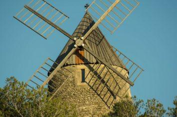 Villegly Moulin de Sainte-Anne