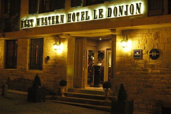 BEST WESTERN HOTEL LE DONJON