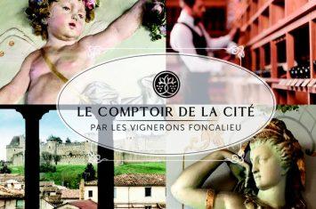 COMPTOIR DE LA CITE