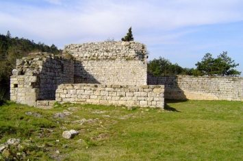 ruines de miramont